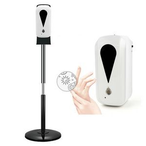 Portable Automatic Hand Sanitizer Dispenser Stand