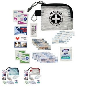 First Aid Safety and Wellness Kit
