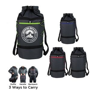 Adventure Duffle Bag - Free FedEx Ground Shipping