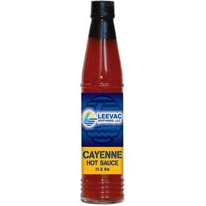 Cayenne Pepper Hot Sauce (3oz airport safe)